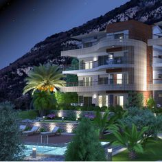 Tivat Heights - Apartments in Montenegro