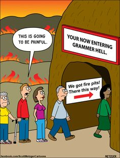 Grammar Hell