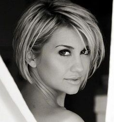 Chelsea Kane - love her hair! If I ever get short hair, I think I'll try this!
