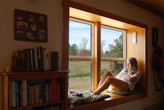 Image result for windowseat strawbale