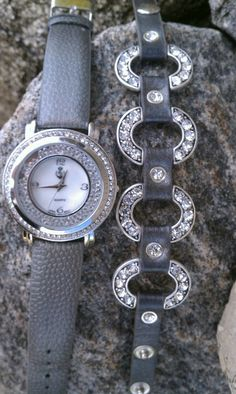 Love the Starlet bracelet with this watch. Premier Designs Jewelry Collection #premierdesigns