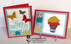 Card Duo's - Kits to Go! from Flowerbug's Inkspot