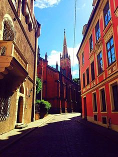 Riga is so beautiful during summer :)