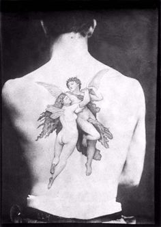 History of Tattoos – Les tatouages du premier artiste anglais en 1889 | Ufunk.net