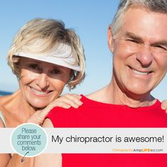 Tell us why YOU like chiropractic! njchiropractors.com