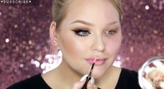 She Applies Makeup To Half Of Her Face - What Happens Next Will Stun You - The Style Insider
