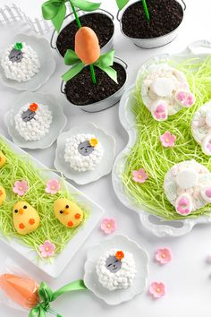 Four Quick and Easy Easter Treats for HGTV! | Sprinkle Bakes