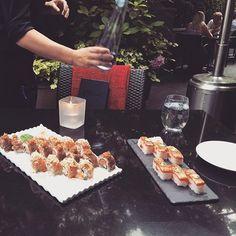 Yummy dinner#thx#realestate#privatebanking#boss #toprealtor#foodie#aburi#sushi#feast#nomnom @asknomi by dee_reee