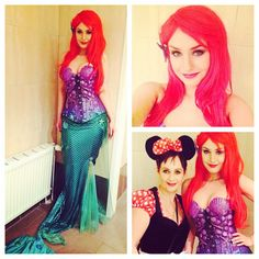 Pin for Later: 59 Mermaid Costumes You'll Flip For Sexy Ariel