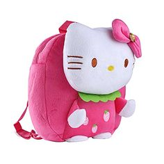 Smallt Children Bags Cute Kids Bags School Bags Baby Shoulder Bags (Rose Red) - Click image twice for more info - See a larger selection of red  backpacks at http://kidsbackpackstore.com/product-category/red-backpacks/. - kids, juniors, back to school, kids fashion ideas, teens fashion ideas, school supplies, backpack, bag , teenagers girls , gift ideas, red