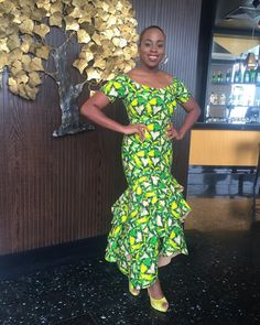 Latest 2018 Ankara Fashion: Checkout these Chic And Trendy Ankara Styles - Wedding Digest Naija