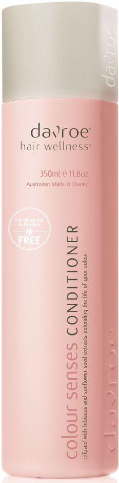 Davroe Colour Repair Senses Conditioner A gentle conditioner that helps repair damaged hair