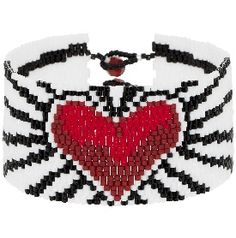 Inspirational Beading: Heart Shaped Beading Tutorials and Projects