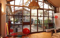 Loft 2 avec vue sur le patio - http://www.abcsalles.com/prive/fr/fiche.php?n=37308