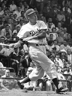 Duke Snider was an eight-time All-Star and was part of six NL pennant teams with the Dodgers.