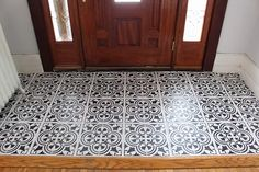 Painted Tile Tutorial