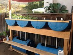 Aquaponics Garden | Do It Yourself Home Projects from Ana White