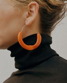 The year-old accessories line is intentionally gender-neutral — and the designer says he'd like both men and women to wear the pieces.