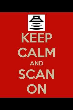 Ultrasound...just keep scanning, just keep scanning, just keep scanning