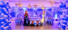 Aniversário 5 anos - Frozen.