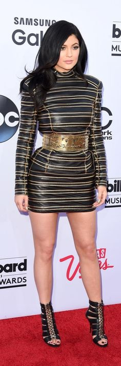 Kylie Jenner's dress from the Billboard Music Awards