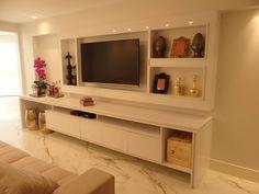Sala de Estar: Salas de estar modernas por 2nsarq