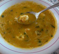 Sopa de gambas, una receta de Sopas y cremas, elaborada por MARGARITA PERAL MOLLA. Descubre las mejores recetas de Blogosfera Thermomix® Alicante