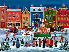 Mary Singleton / Lang Folk Art / December 2014