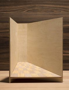 Corners - Martino Gamper for Prada Homage to the humble corner @Editors' Choice theeditorschoice.net