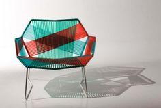 Tropicalia de Patricia Urquiola, las sillas más cool en Arkitektura