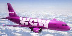 Wow Air lance une liaison Lyon-USA via l'Islande pendant l'été