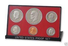 1978-S-United-States-Mint-Proof-Set-6-Coins-OGP