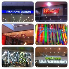 After a client meeting in #Stratford, I stumbled upon #Westfield, a #shoppingmall and a half with a cool #giftshop that I love called #Paperchase! Security guard was paranoid about me snapping photos though. #awesome #shop #shopper #shopping #london #mallrat #uk