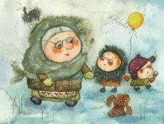 Главное в жизни не богатство и деньги, а чтобы родные и близкие люди всегда были рядом здоровые и счастливые!!!