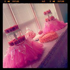100 Day Celebration Pretty Pink