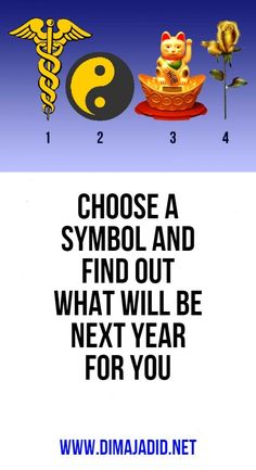 Choose a symbol and find out what will be next year for you - Psychic Abilities Test, Goddess Of Love, Premium Wordpress Themes, Japanese Culture, Meant To Be, Symbols, Icons
