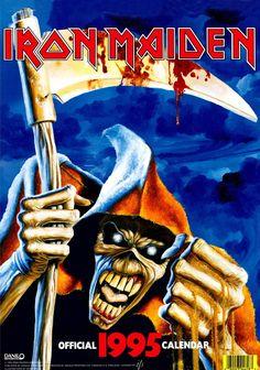 Dark Artwork, Metal Artwork, Best Rock Bands, Cool Bands, Woodstock, Heavy Metal, Hard Rock, Iron Maiden Mascot, Iron Maiden Posters