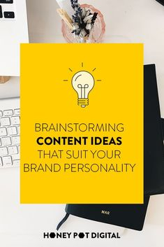 One of the biggest struggles brands often have with creating content is idea generation. Once you have the idea, it might be easy to create, or might challenge your team, but that's the fun part. Here is a list of questions you can ask yourself to generat