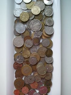 World Coin collection :-)