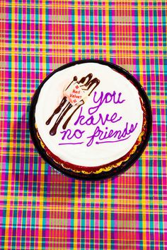8 Perfect Cakes For That Special Someone You Hate I know someone who deserves this cake.