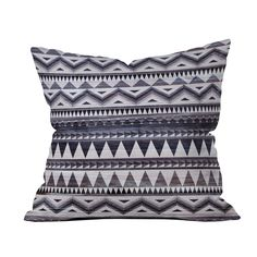 This eclectic throw pillow will brighten up any home. Pair it with a contrasting print and toss on your sofa for a quick nap. Choose either pillow with insert or cover only.  Find the Blue Sky Throw Pillow, as seen in the Winter in the Desert Collection at http://dotandbo.com/collections/calm-and-collected?utm_source=pinterest&utm_medium=organic&db_sku=92628