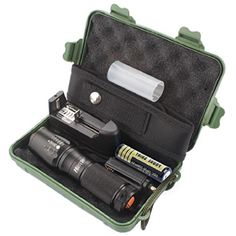 Linterna táctica Koly X800