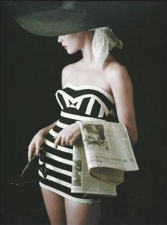 honey-rider:    Jean Patchett, 1953 Photographer Milton H. Greene