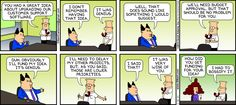 The Dilbert Strip for January 12, 2014