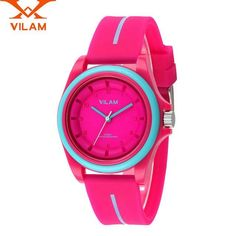 Sports Watch for Women Men Teens watches Wrist Watch Plastic Wristwatches Students Sport Watches Birthday Gift Kids Girls Boys