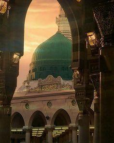 Ziarah kekasih SAW di Madinah 2017 insya Allah Islamic Images, Islamic Pictures, Islamic Art, Islamic Messages, Al Masjid An Nabawi, Masjid Al Haram, Medina Mosque, Mekkah, Love In Islam