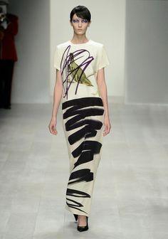Antoni and Alison - Bird & Pen Dress