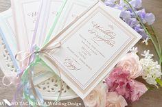 spring color mix  by AYANO TACHIHARA Wedding Design