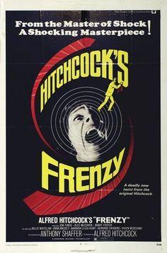 Frenzy (1972) GB Universal Thriller. D: Alfred Hitchcock. Jon Finch, Barry Foster, Alec McCowen, Vivien Merchant, Anna Massey, Barbara Leigh-Hunt, Billie Whitelaw, Clive Swift, Berbard Cribbins. 18/9/12