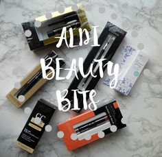 BEAUTY BITS FROM ALDI